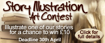 Story Illustration Art Contest - click for more information