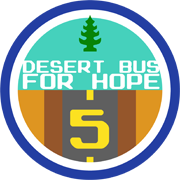 Logo for Desert Bus for Hope 5