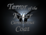 Logo for the film 'Terror of The Killer Carnivorous Coat'