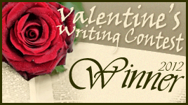Valentine's Writing Contest Winner - badge