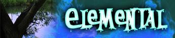 Elemental - short story title banner