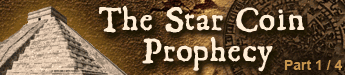 The Star Coin Prophecy - Part one of a four part novella