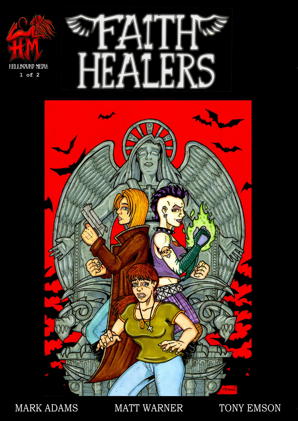 Faith Healers - part 1 cover art