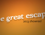 Graphic art from the 2013 Great Escape Showreel