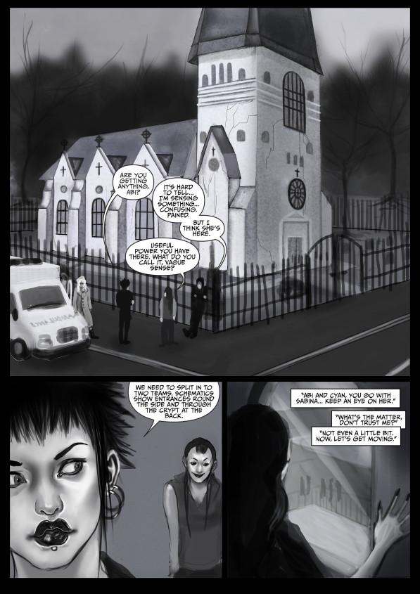 Faith Healers: The Flesh Angel (Part 12)