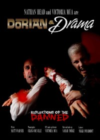 Nathan Head & Victoria Mua are Dorian & Drama: Reflections of the Damned