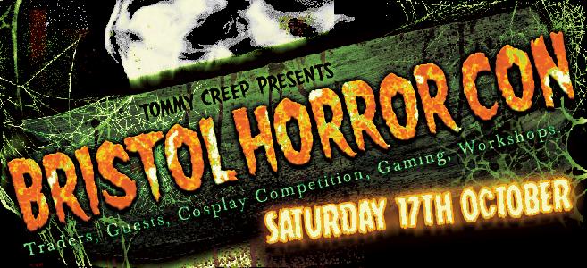 Bristol Horror Con