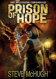 Prison Of Hope (The Hellequin Chronicles Book 4) by Steve McHugh