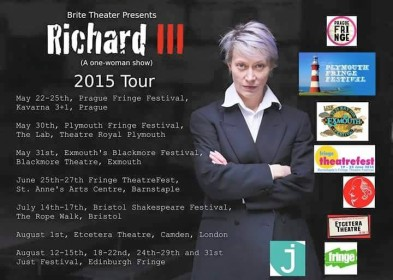 Bright Theatre Presents: Richard III