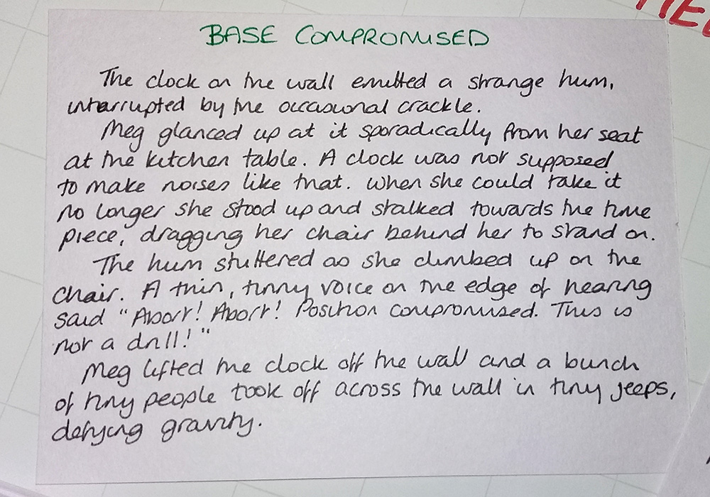 Base Compromised