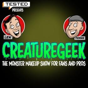 CreatureGeek (Creature Geek) logo