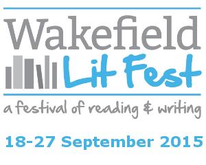 Wakefield Lit Fest 2015 logo