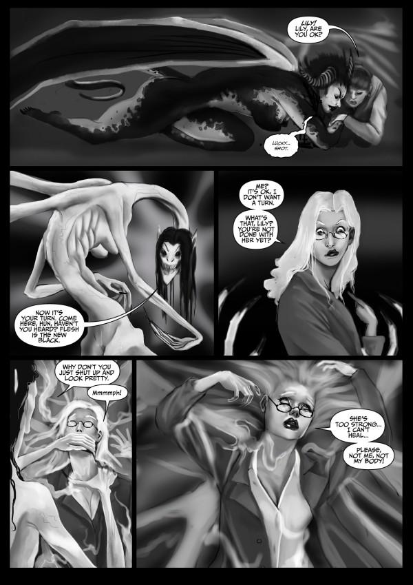 Faith Healers: The Flesh Angel (Page 24)