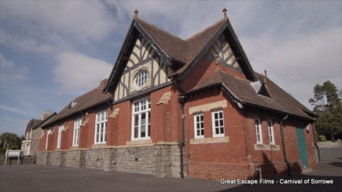 Clevedon Library exterior