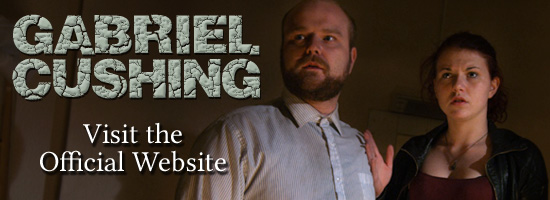 Gabriel Cushing: Demon Hunter - Visit the official site