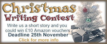 Christmas Writing Contest - click for more information