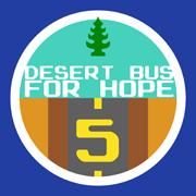 Logo for Desert Bus for Hope 5