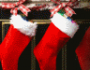 The Christmas Tights - Title Banner