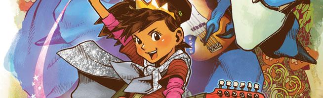 The Princess Who Saved Herself