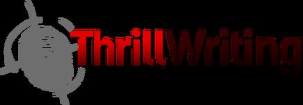 Thrill Writing - a blog by Fiona Quinn