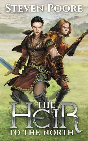 The Heir to the North by Steven Poore - book cover