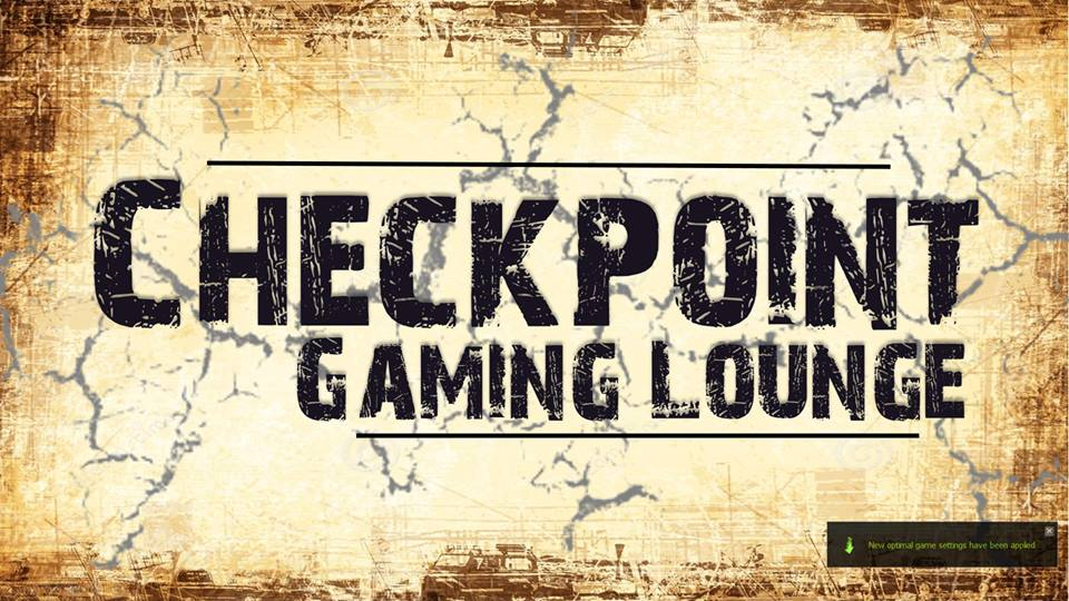 Checkpoint Gaming Lounge - Cardiff