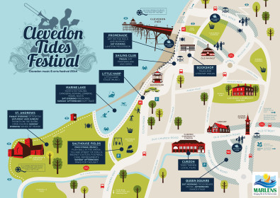 What's on at Clevedon Tides Festival, click to find out more
