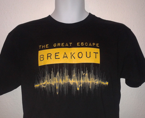 TGE Breakout t-shirt